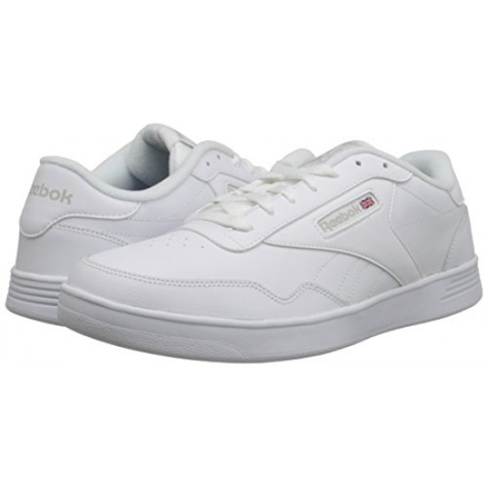 Reebok Men's Club Memt Classic White Steel