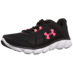 Under Armour Women's Micro Black White