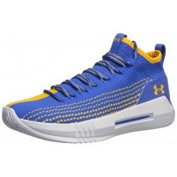 Under Armour Men's  Basketball Shoe Powderkeg Blue White