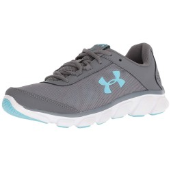 Under Armour Women's Micro Graphite Steel