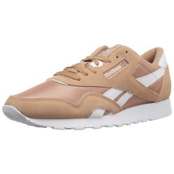 Reebok Men's Classic Nylon Sf-bare Brown