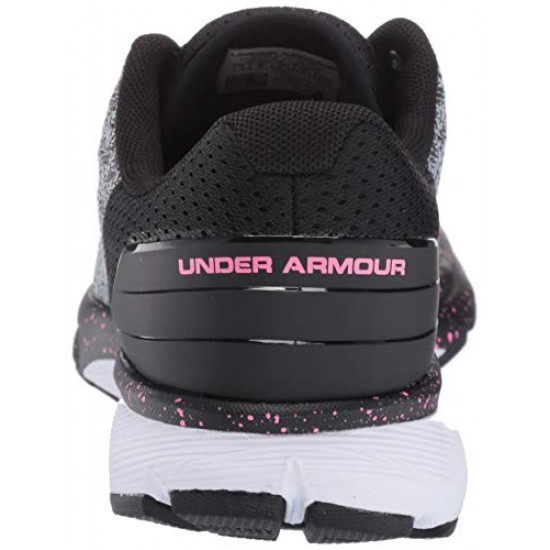 Under Armour Women's Charged Escape 2 Black White